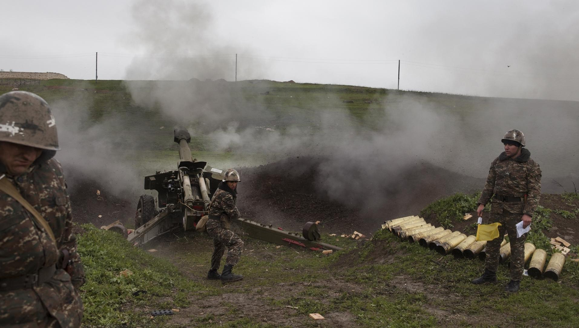 Война снова пришла в наш дом: Россия нас предала | ArmenianReport